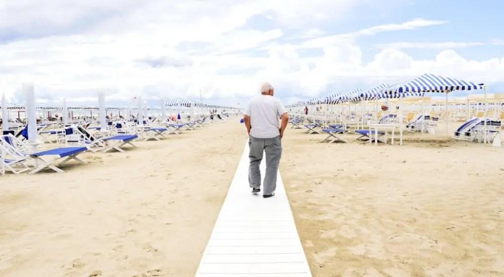 Massimo Vitali spiaggia