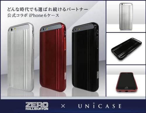 iPhone6 ゼロハリコラボケース