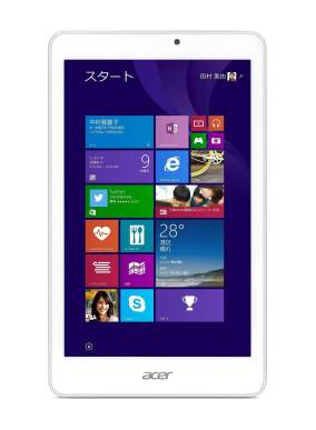 Acer Windwos Tab