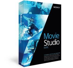 Movie Studio 13 Suite