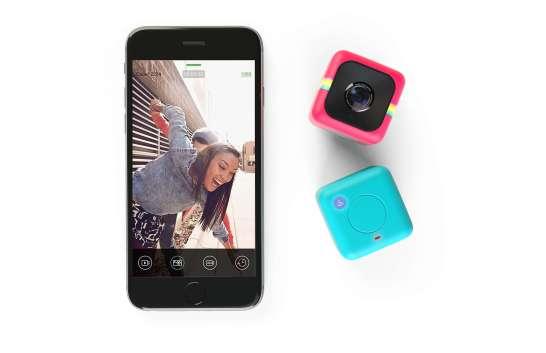 Polaroid Cube+ - Wi-Fi に対応・解像度もアップ