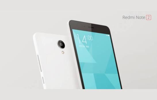 Redmi Note 2 - Xiaomi