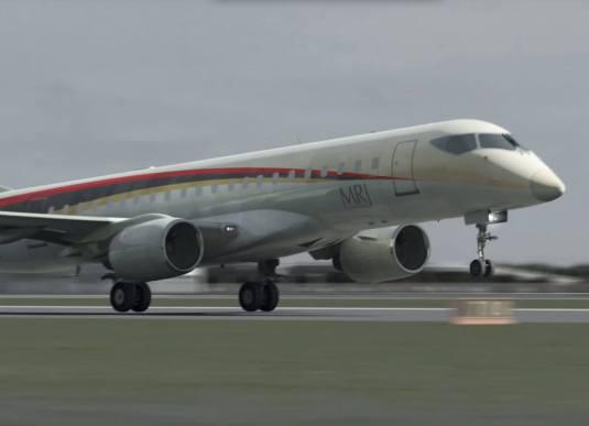 MRJ - 三菱航空機