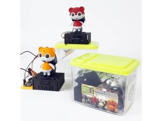 小型ロボット『ベゼリー』 ロボット開発はじめてキット