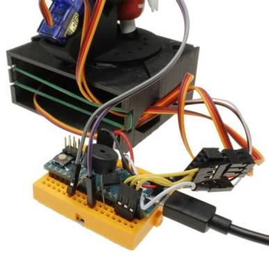 『ベゼリー』と Arduino Micro