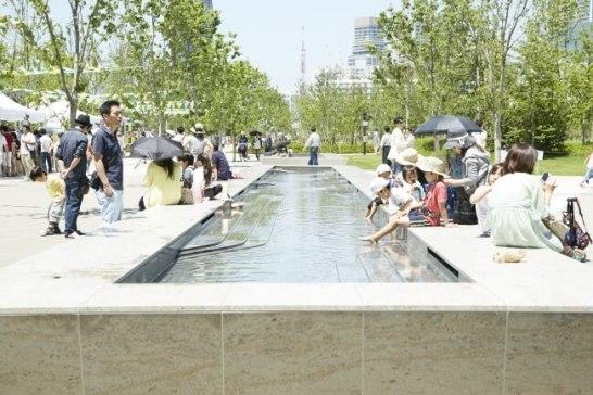 品川シーズンテラス イベント広場