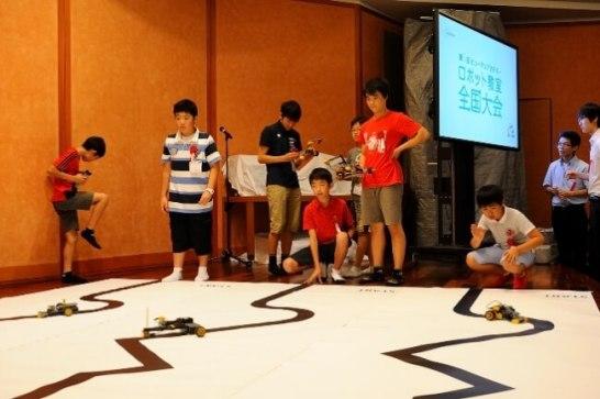 第6回 ヒューマンアカデミー ロボット教室 全国大会