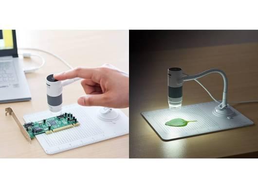 デジタル顕微鏡 - サンワサプライ(400-CAM056)