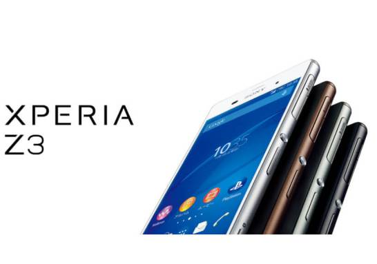 Xperia Z3 - Sony Mobile Communications