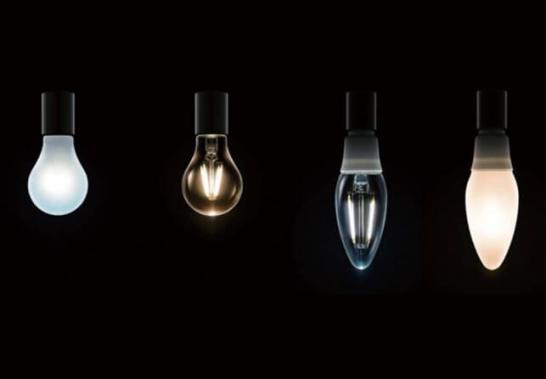 LEDフィラメント電球 - アイリスオーヤマ