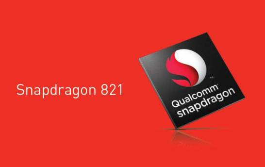 Snapdragon 821 - Qualcomm