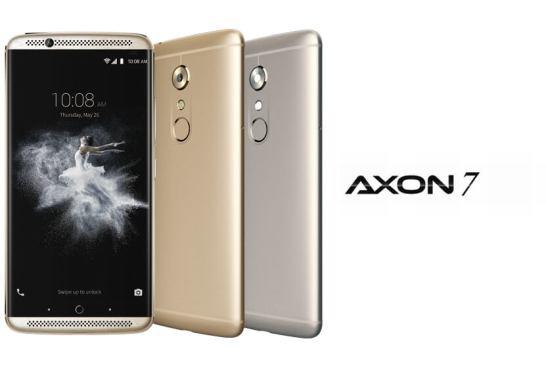 AXON 7 - ZTE ジャパン