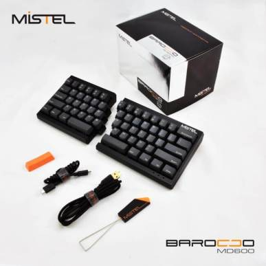 Mistel Barocco MD600 - アーキサイト