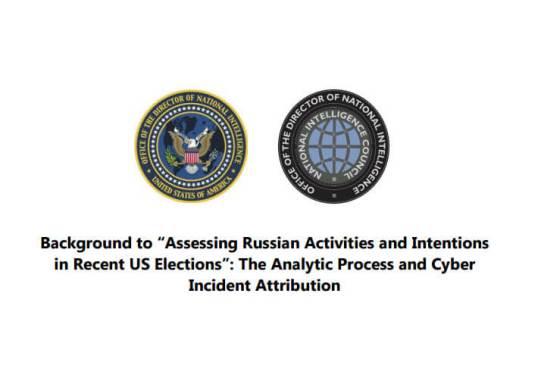 近時の米国選挙におけるロシアの活動と狙いに関する評価 - 米国・国家情報長官室