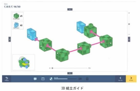 ロボット・プログラミング学習キット「KOOV™(クーブ)」- ソニー