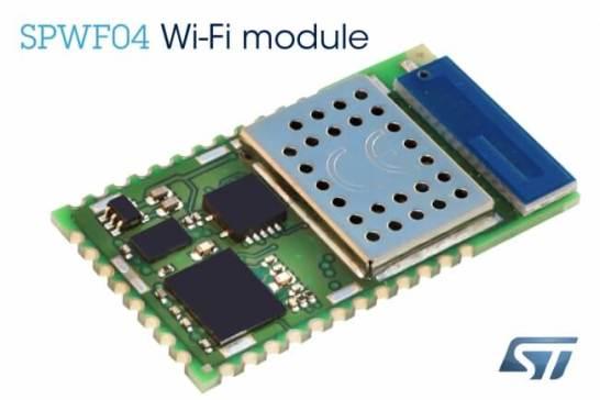 SPWF04 - STマイクロエレクトロニクス