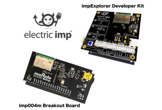 IoT QuickStart Family - Electric Imp, Inc