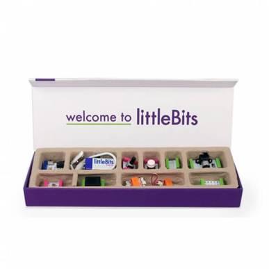littleBits BaseKit (リトルビッツ ベースキット)
