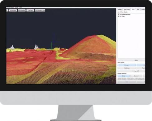 テラドローンドローン専用画像処理ソフト「Terra Mapper」販売開始