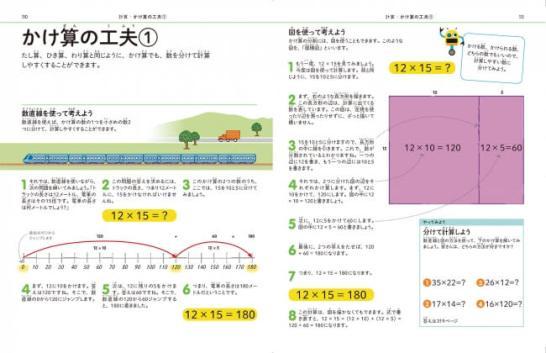 算数の図鑑 ‐ 誠文堂新光社