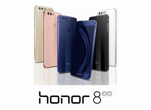 『HUAWEI honor 8』ソフトウェアアップデート開始のお知らせ
