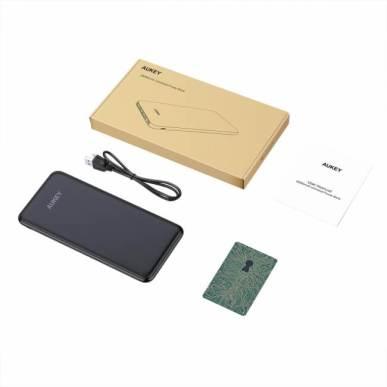 AUKEYの自信作大容量20000mAh モバイルバッテリーPB-Y14