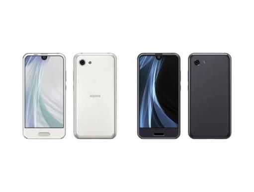 スマートフォン2017年冬モデル「AQUOS R compact」
