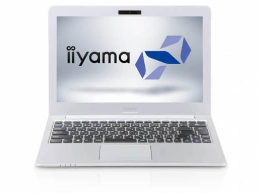 価格.com 20周年限定ノートパソコン iiyamaモデル