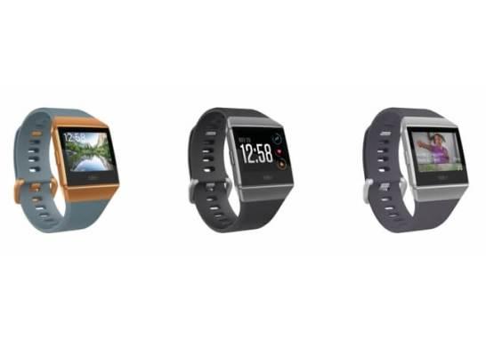 Fitbit Ionic - 新モデルの予約販売開始フィットビットFitbit Ionic