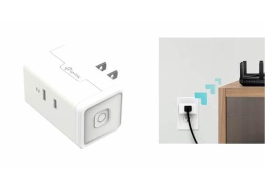 ミニスマート Wi-Fi プラグ 『HS105』- ティーピーリンクジャパン