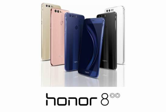『HUAWEI honor 8』 ソフトウェアアップデート開始のお知らせ