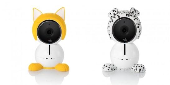 左から、「キティ」(ABA1000-10000S)、「パピー」(ABA1100-10000S)