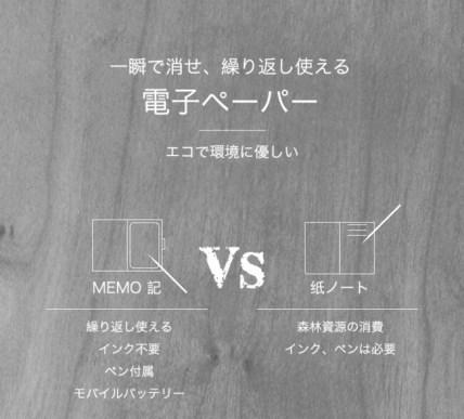 MEMO 記
