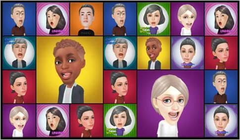 AR Emoji GALLERY