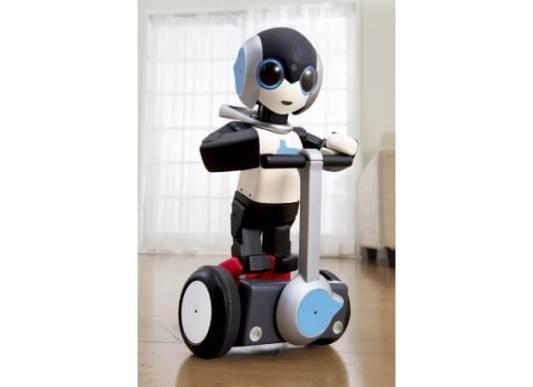 世界初!ロボット用の組立式パーソナルモビリティ登場!完全受注生産『Robi Ride』予約受付中