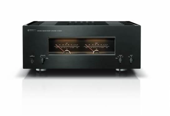 ヤマハ パワーアンプ 『M-5000』 カラー:(BP)ブラック/ピアノブラック 本体価格900,000円(税抜)