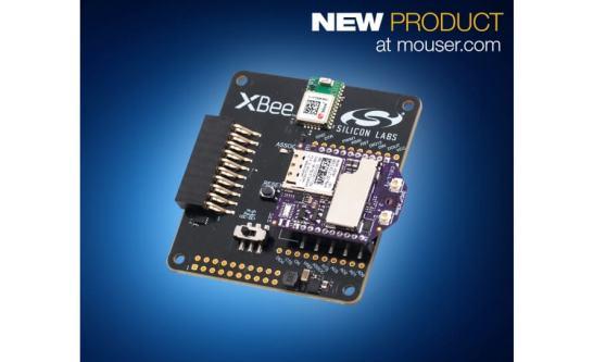 XBee3 LTE-M 拡張キットの販売を開始