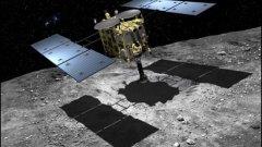 小惑星探査機「はやぶさ2」、2月22日にリュウグウへのタッチダウンに成功