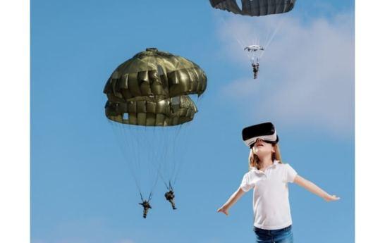 ド迫力!陸上自衛隊の訓練をリアルVR体験