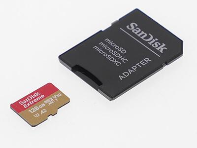 microSDXCカード 128GB