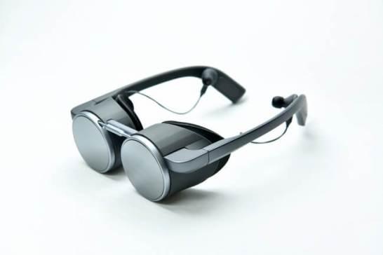 世界初HDR対応の眼鏡型VRグラスをパナソニックが開発
