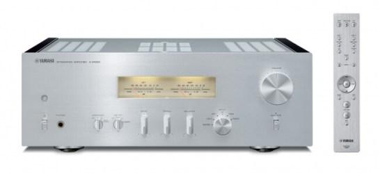 ヤマハ プリメインアンプ 『A-S1200』 カラー:(SP)シルバー/ピアノブラック 本体価格240,000円(税抜)