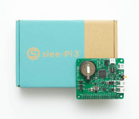 slee-Pi3箱と本体