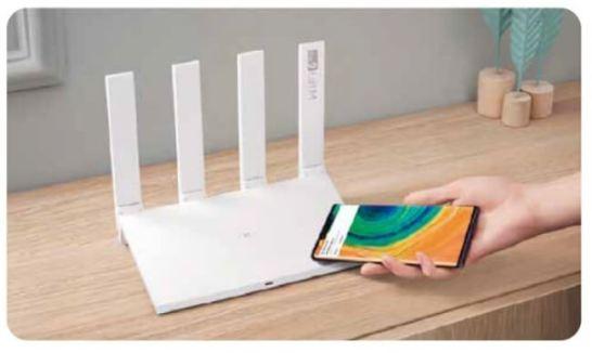 HUAWEI WiFi AX3 クアッドコア