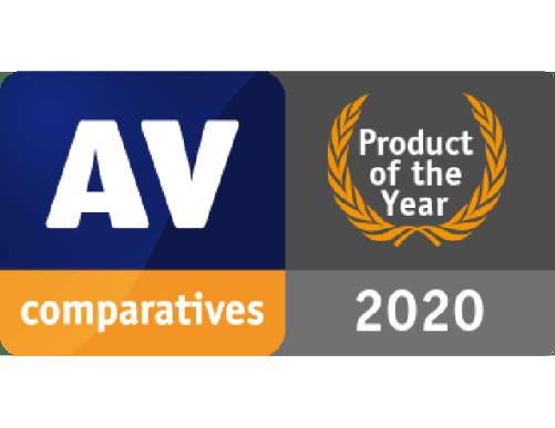 「カスペルスキー インターネット セキュリティ」が、AV-Comparativesの年間最優秀製品賞(Product of the Year)を受賞
