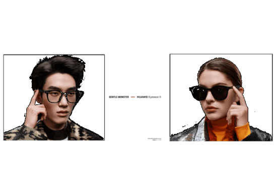 HUAWEI×GENTLE MONSTER Eyewear Ⅱ