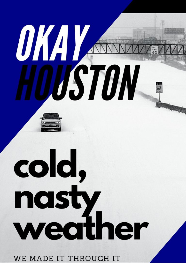 Frigid Houston temperatures caused power outages and pipes bursting throughout the city