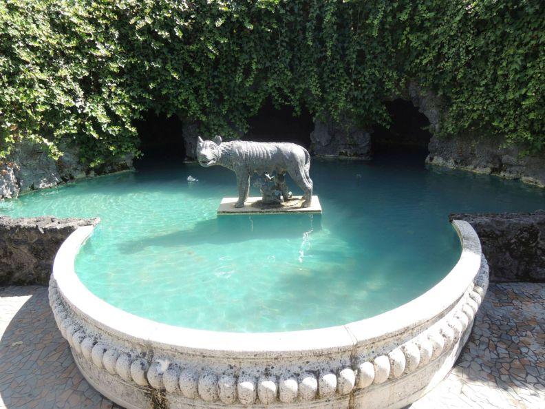 Talianska renesančná - Rímska vlčica