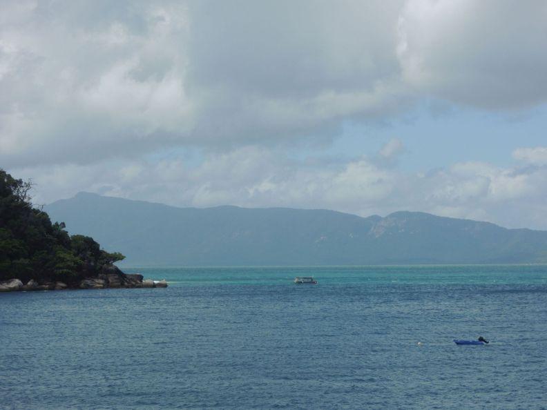 Okolie Cairns tesne z prístavu 2