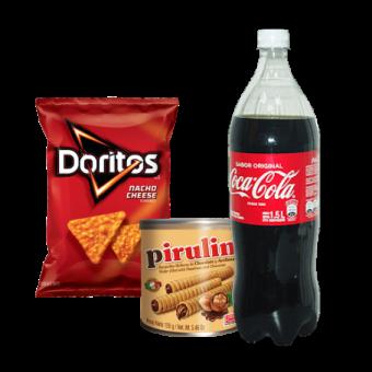 Refrescos y Snacks
